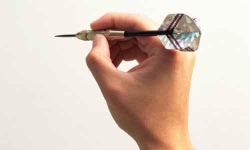 Pencil Grip (Phil Taylor Player)