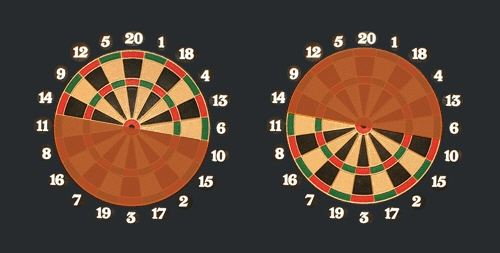 how to practice darts 2