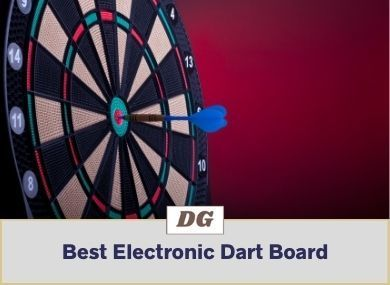Best Electronic Dart Board For Home