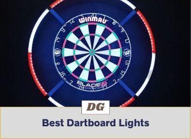 Best Dartboard Lights For Dart Room