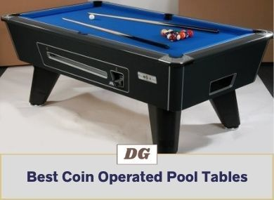 Best Coin Operated Pool Tables Brand