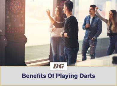 Benefits Of Playing Darts