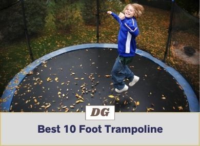 Best 10 Foot Trampoline
