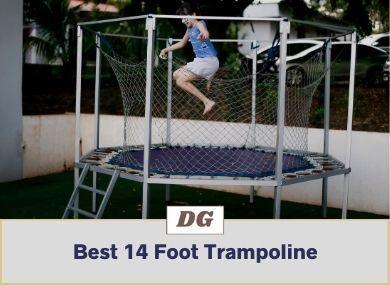 Best 14 Foot Trampoline