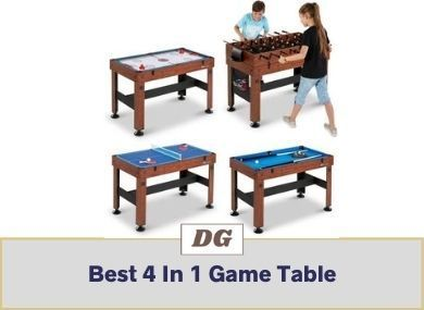Best 4 In 1 Game Table
