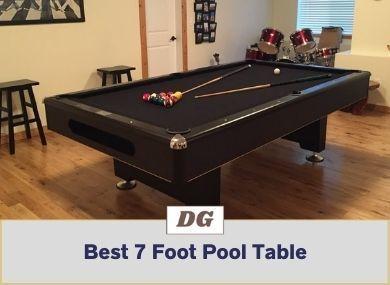 Best 7 Foot Pool Table