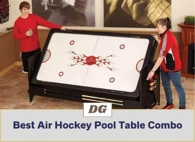 Best Air Hockey Pool Table Combo