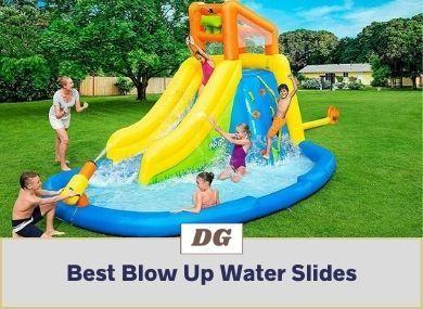 Best Blow Up Water Slides