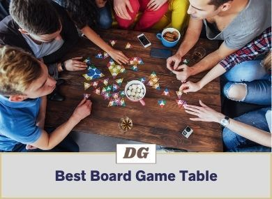 Best Board Game Table