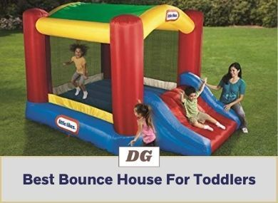 Best Bounce House For Toddlers