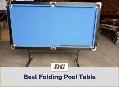 Best Folding Pool Table