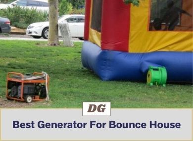 Best Generator For Bounce House
