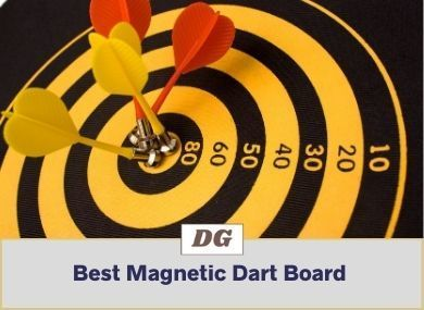 Best Magnetic Dart Board For Kids And Adults