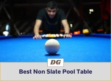 Best Non Slate Pool Table