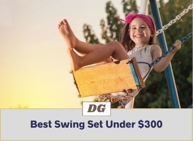 Best Swing Set Under $300