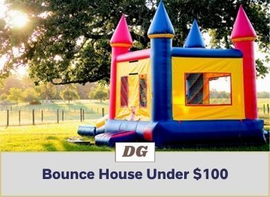 Bounce House Under $100