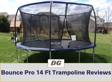 Bounce Pro 14 Ft Trampoline Reviews