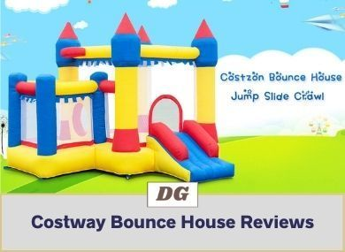 Costway Bounce House Reviews