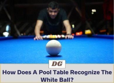 How Does A Pool Table Recognize The White Ball