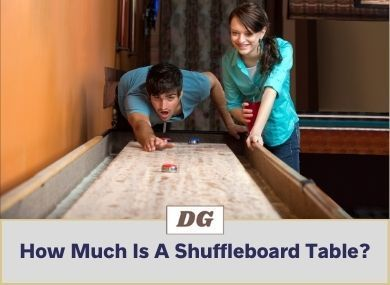 How Much Is A Shuffleboard Table