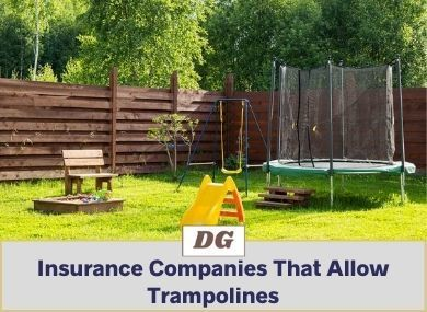 List Of Insurance Companies That Allow Trampolines