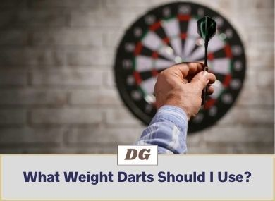 What Weight Darts Should I Use