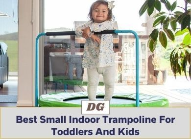 Best Small Indoor Trampoline For Toddlers And Kids